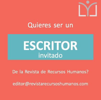 Escritor Invitado revista RRHH editor@revistarecursoshumanos.com