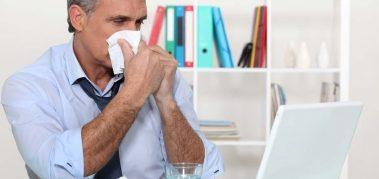 ¿Por qué el personal se presenta a trabajar enfermo?