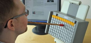 Ayudas tecnológicas para empleados con discapacidades