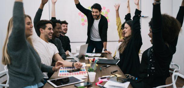 Espacios lúdicos para fortalecer el trabajo en equipo de tu área